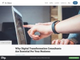 Why Digital Transformation Consultants Are Essential For Your Business