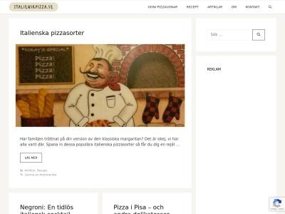 italienskpizza.se