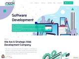 Web Development Company and Software Services | itechSaas