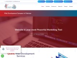 Web development Services in Pakistan