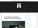 Score High in Compulsory Subjects with Best CSS Books