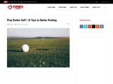 Play Better Golf: 10 Tips to Better Putting