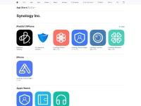 Synology Inc.の App を App Store で