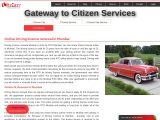 Driving Licence Renewal Mumbai