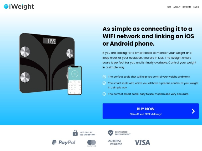 iWeightShop screenshot