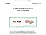 Best custom soap boxes wholesale in Texas, USA