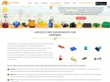 Buy Agriculture Equipment's Online | Agri Tools, Machinery, Products | Jai Ho Kisan