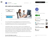 AOL Mail Support Number ☎ +1(806) 464-3679 | Phone Number
