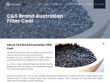 C&S Brand Australian Filter Coal