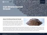 C&S Brand Australian Garnet Gravel