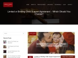 Limited or Binding Child Support Agreement – Which Should You Choose?