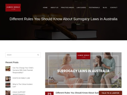 Different Rules You Should Know About Surrogacy Laws in Australia
