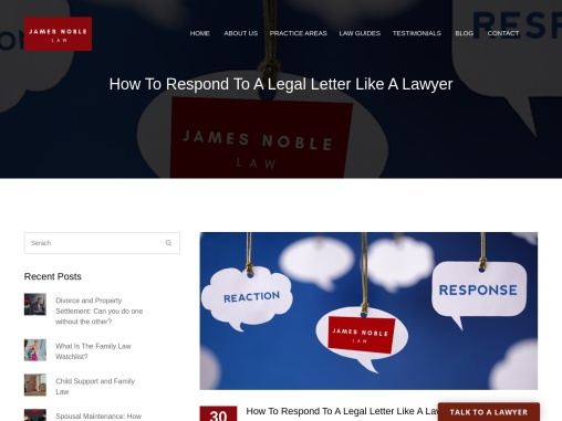 How To Respond To A Legal Letter Like A Lawyer?
