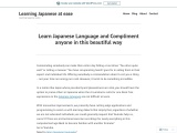 Learn Japanese Language and Compliment anyone in this beautiful way