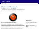 What is a Smart Thermostat? Jarvisvillage Review