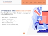 Jay Anwer Designs is here to provide you with affordable web design services and maintenance.