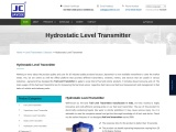 best Hydrostatic Continuous Level Transmitter