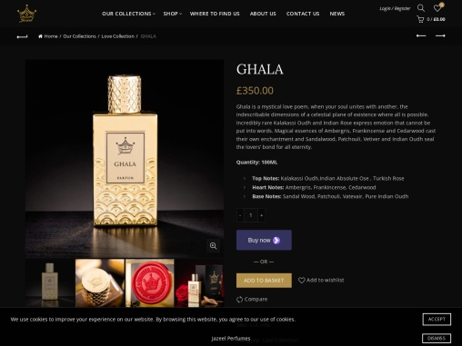 Ghala is a mystical love poem, when your soul unites with another
