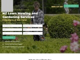 Lawn and Garden Care – Services