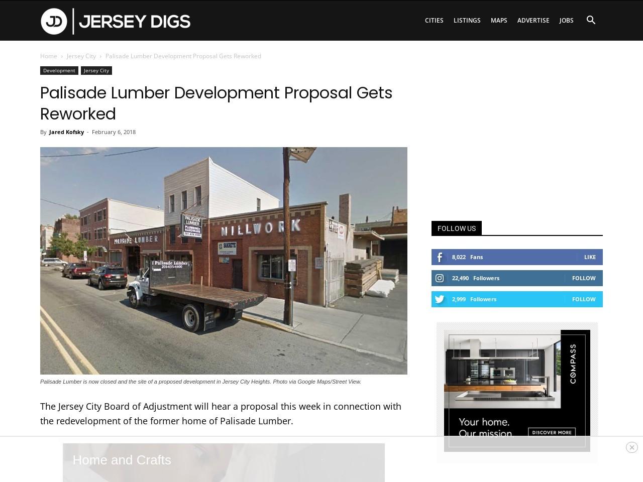 Palisade Lumber Development Proposal Gets Reworked