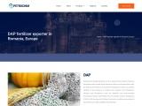 Best DAP Fertilizer Exporter in Romania, Europe