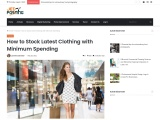 Wholesale New In Clothing – Best Way To Stock Latest Clothing With Minimum Spending!