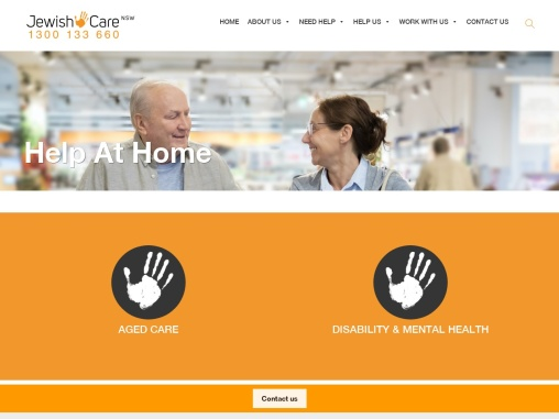 Home Care Service NSW at Jewish Care