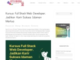 Kursus Full Stack Web Developer