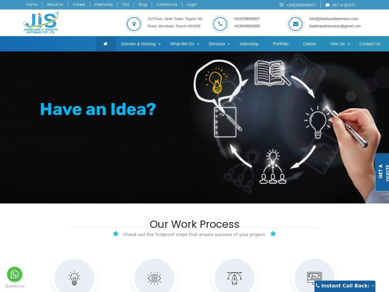 App Development Company Ranchi