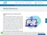 Website Maintenance Company in Ranchi