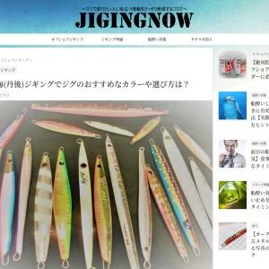 日本海(丹後)ジギングでジグのおすすめなカラーや選び方は? - ジギング脳