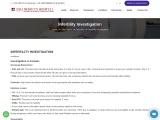 Infertility: Diagnosis   Jijai Women's Hospital