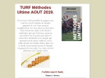 TURF METHODES ULTIME AOUT 2019.