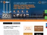Tmt sariya   –   Jindal Panther