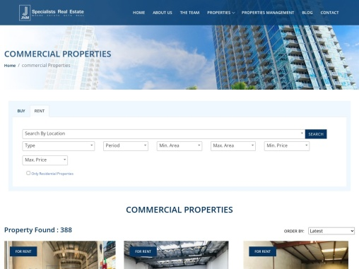 Commercial Real Estate For Sale In Dubai