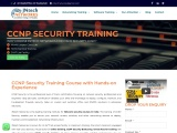 Join Top Notch CCNP Security Training