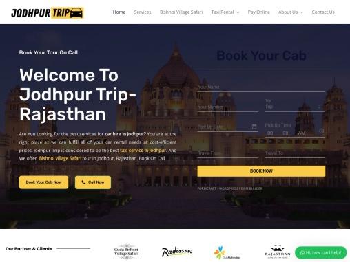 Bishnoi village Safari tour in Jodhpur