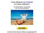 COMMENT OBTENIR 1000 FANS QUALIFIES SUR FACEBOOK