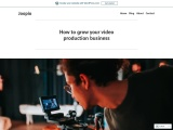How to grow your video production business