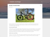 Benefits of the Electric Bikes