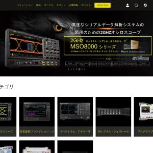 -トップページ-RIGOL TECHNOLOGIES CO., LTD.