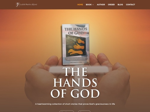 THE HANDS OF GOD by Judith Martin Alford
