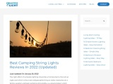 Best Camping String Lights Reviews