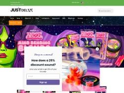 Just Delta Store screenshot