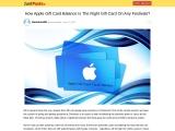 Check Apple Card Balance | Apple Gift Card Balance