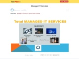 Managed IT Services in Canada for any device
