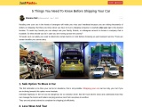 5 Things You Need To Know Before Shipping Your Car