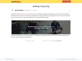 bedbugs hong kong – visit us today