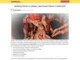 Wedding Planner in Udaipur | Best Event Planner in Delhi NCR