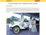 Destination Wedding Planner | Wedding Decoration In Gurgaon